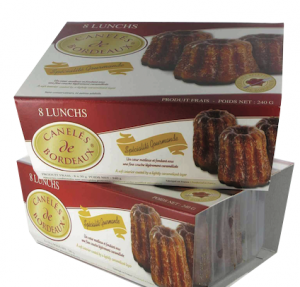 CANELES LUNCH 240G