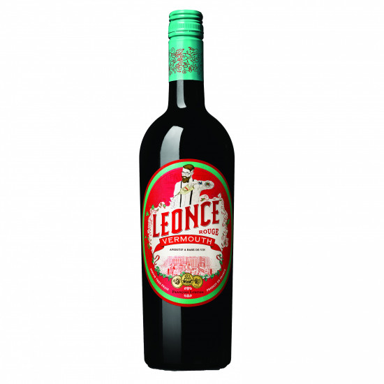 VERMOUTH ROUGE LEONCE