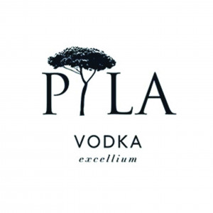 Logo PYLA VODKA