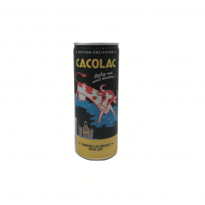CACOLAC 25CL (EDITION COLLECTOR)